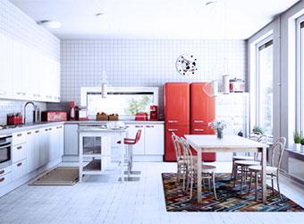 Ristrutturazione rifacimento cucine moderne chiavi in mano ...